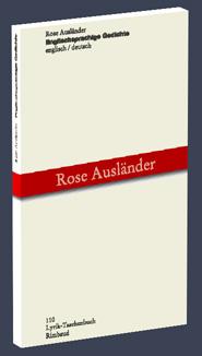 Rimbaud Rose Ausländer